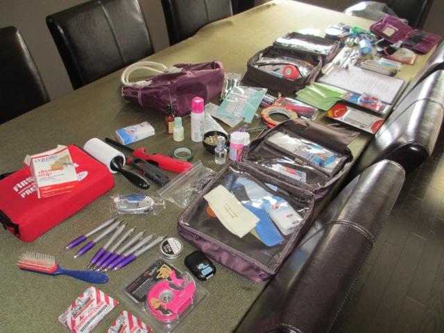 Jennifer Borgh Events Bridal Emergency Kit