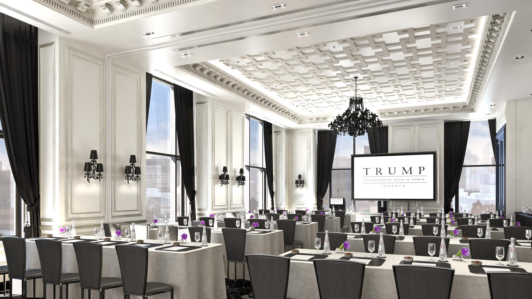 Weddings and events at trump international hotel and tower for Special hotels worldwide