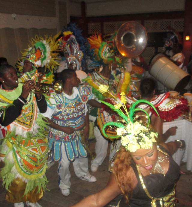 Sandals Star Awards-Junkanoo Band